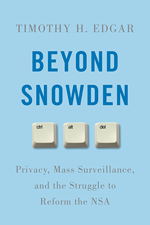 Beyond Snowden Privacy Mass Surveillance And The